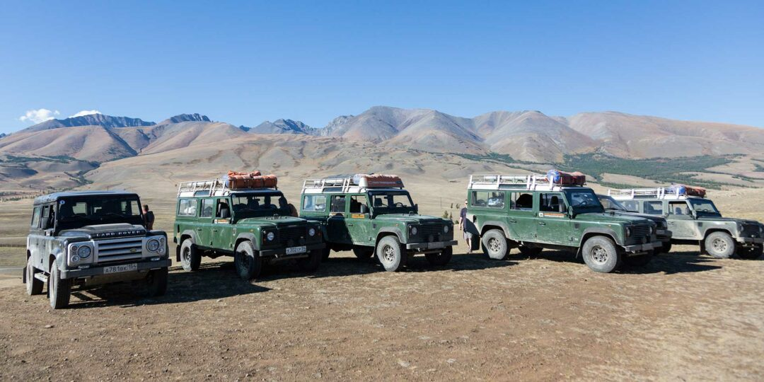 Into the Altai Mountains:  An Epic Siberian Road Trip