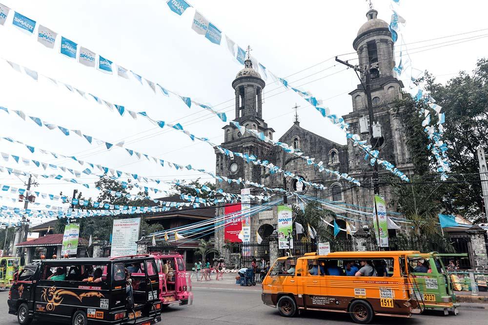 Bacolod's 19th-century San Sebastian Cathedral.