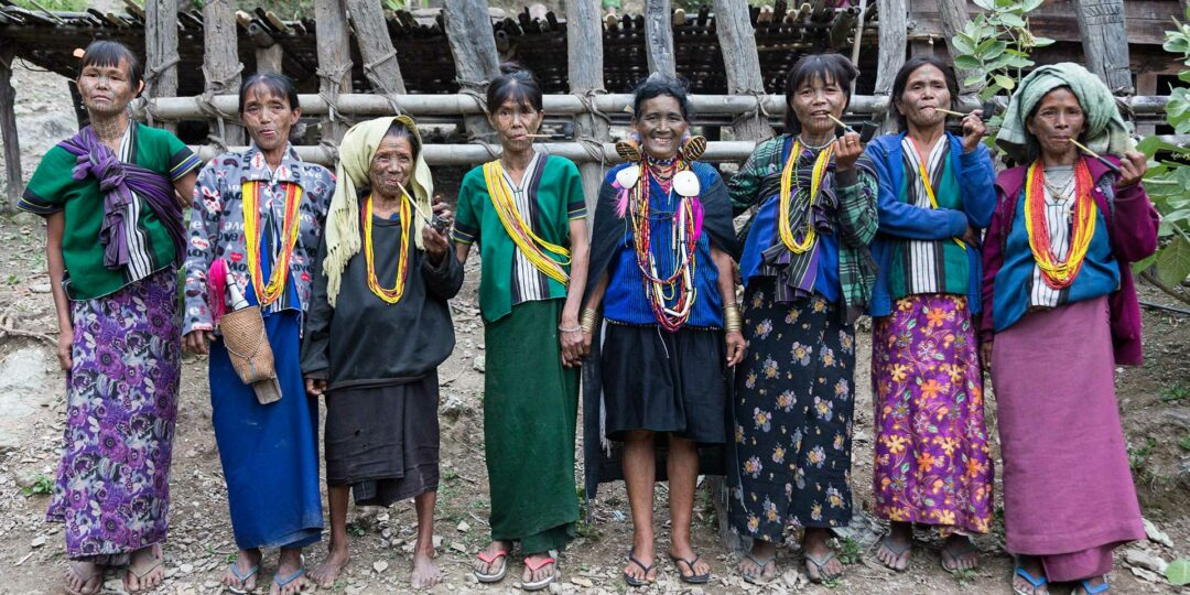 Disappearing Ink: Tattooed Women of the Chin State