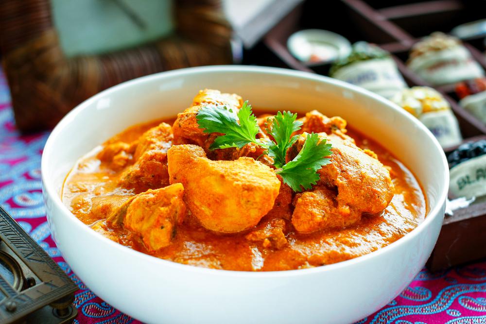 India - Chicken Tikka Masala
