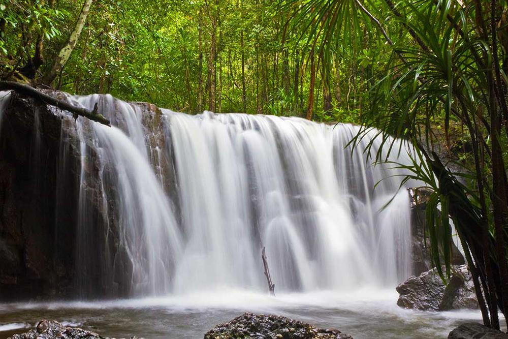 Suoi Tranh Waterfall