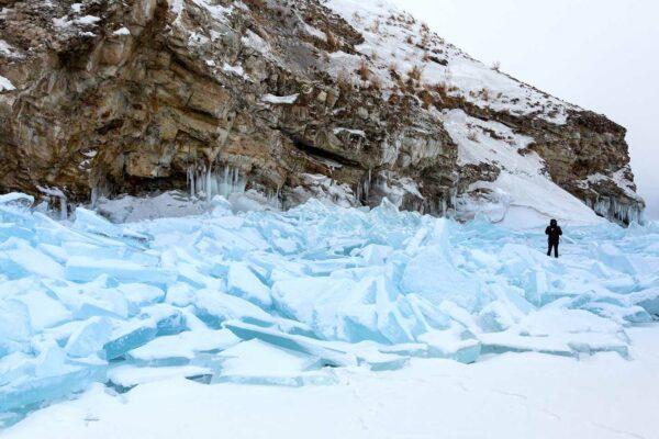 Breaking the Ice: Discovering Siberia's Lake Baikal
