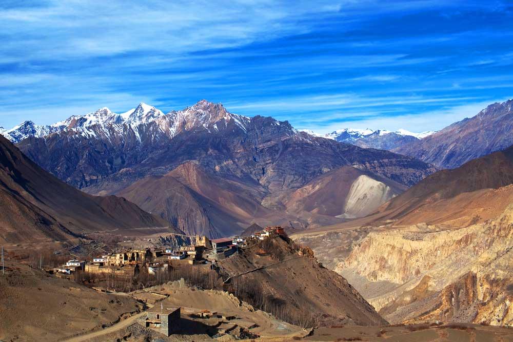 Stunning Mustang - Nepal