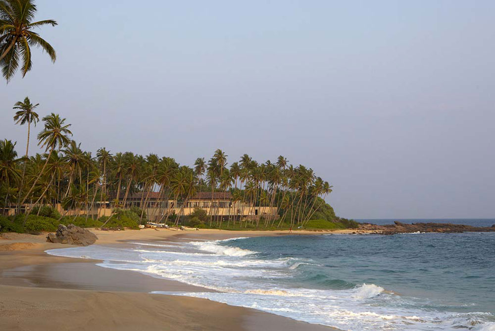 The luxurious oceanfront charms of Amanwella