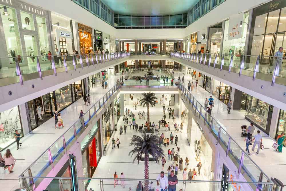 The Mall of the Emirates