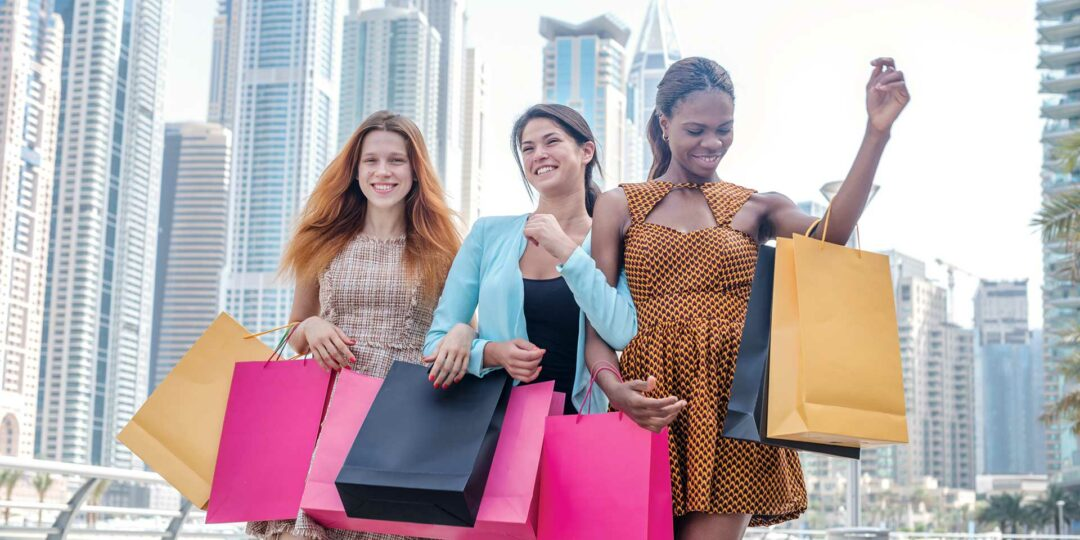 Ladies' Getaway in the United Arab Emirates