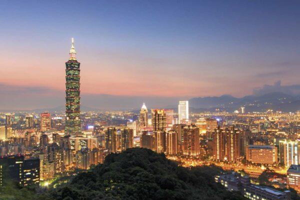 Honeymoon in Taiwan