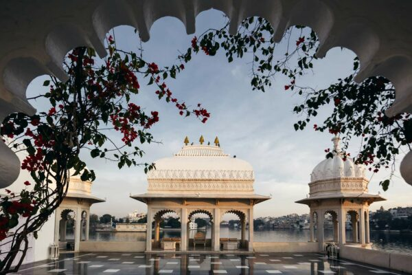 Romance in India – the perfect place to renew your vows