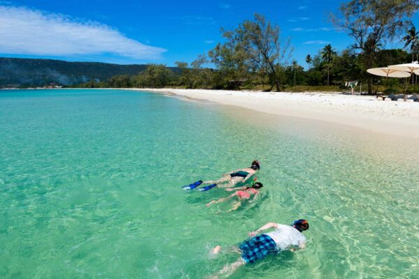 The Unique Charms of the Cambodian Coast