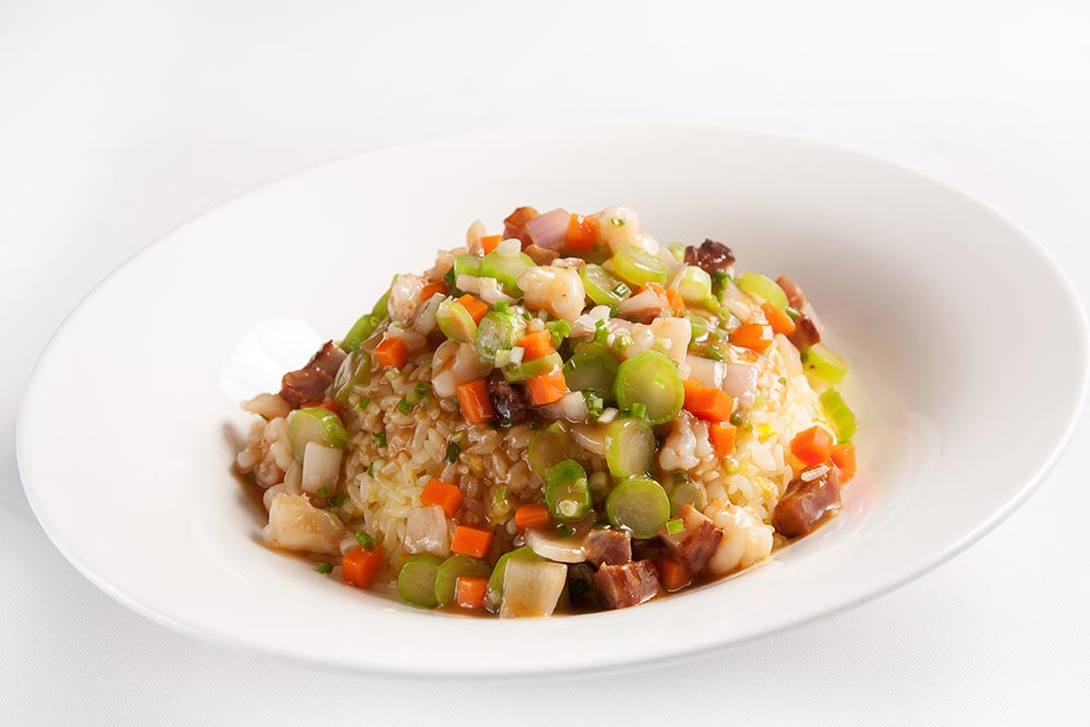 Fujian Stir-Fried Rice