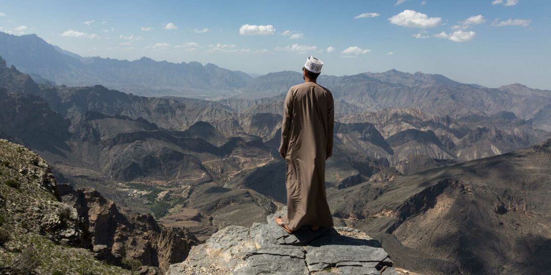 Getting Down to Earth: Into the Wadis of Oman
