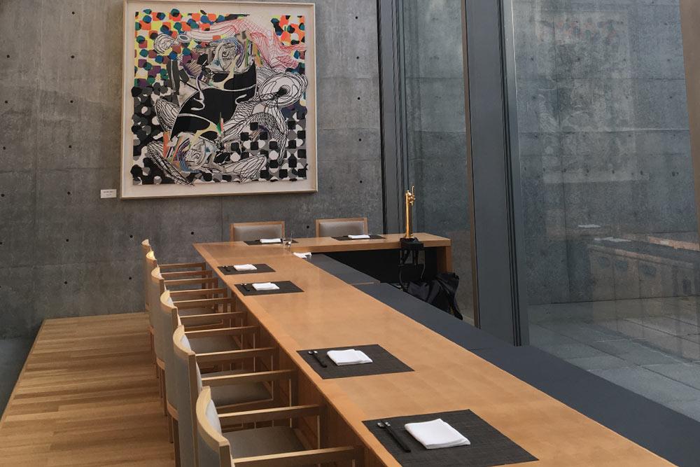 Dining Room Sushi Bar