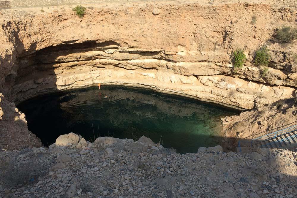 Bimmach Sinkhole