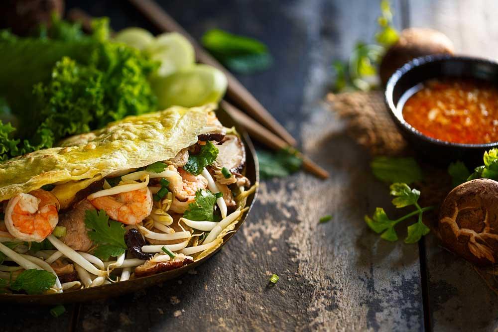 Saigon & Hue - Bánh xèo