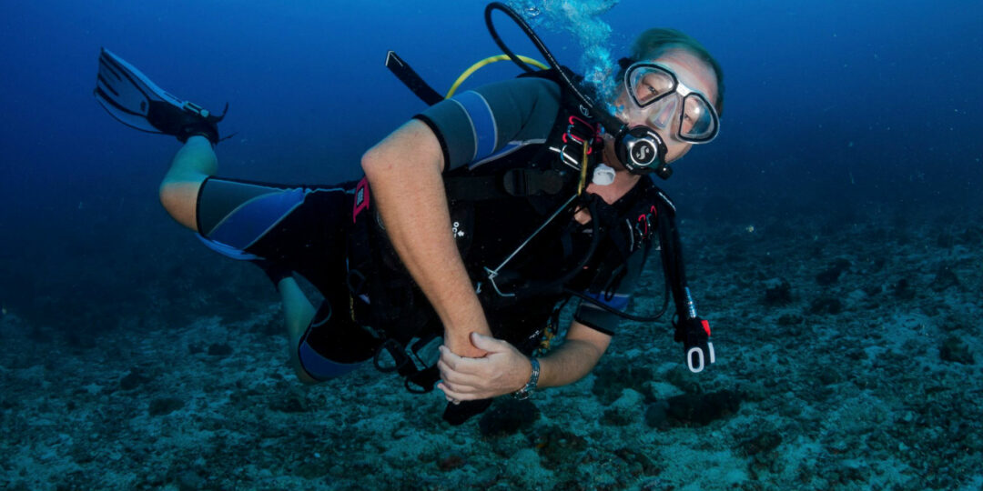 Divers that Discovered the Mysteries of Myanmar's Mergui Archipelago