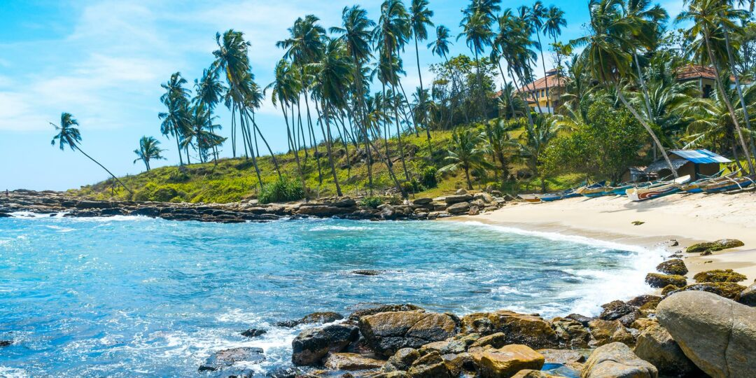 All Around the Island: 5 Must-See Sri Lankan Beaches