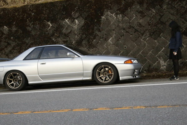 Banned in the USA: Driving a Skyline R32 GT-R in Hakone