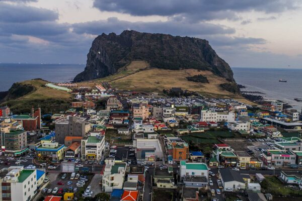 Discovering Jeju by Drone