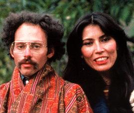 Nazima and Earl Kowall