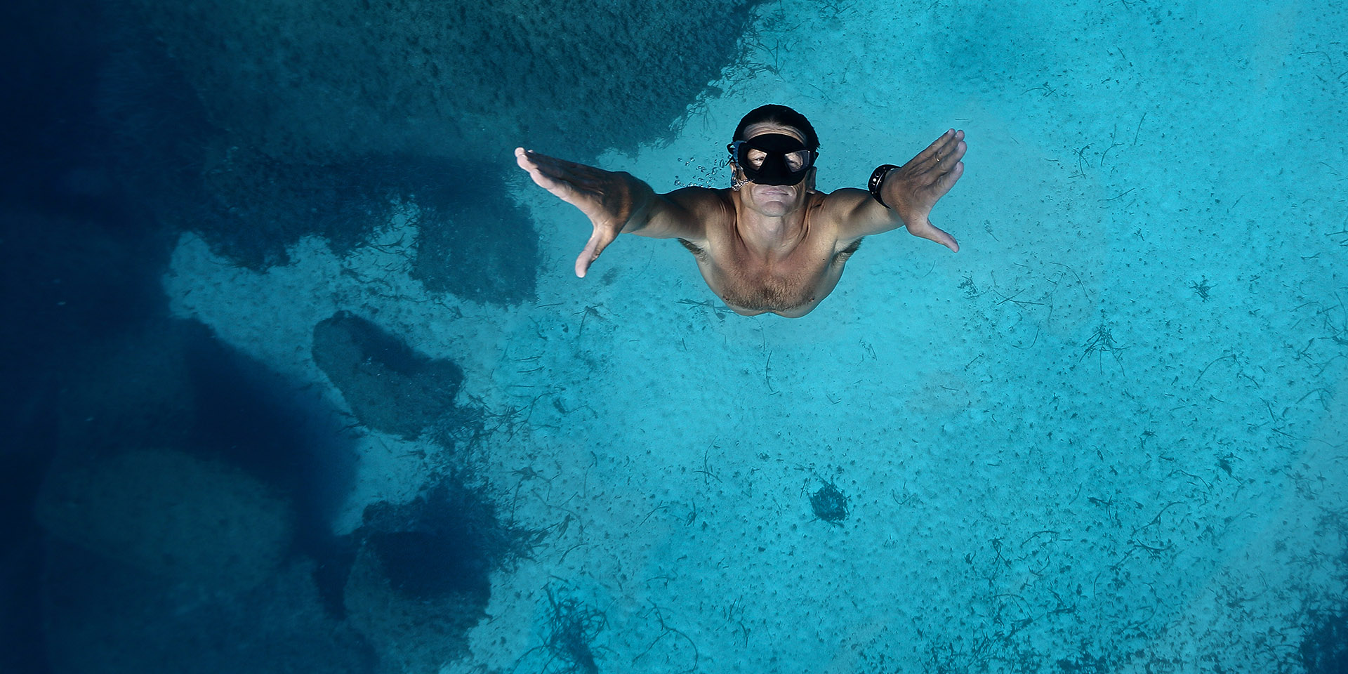 what is free diving in the maldives