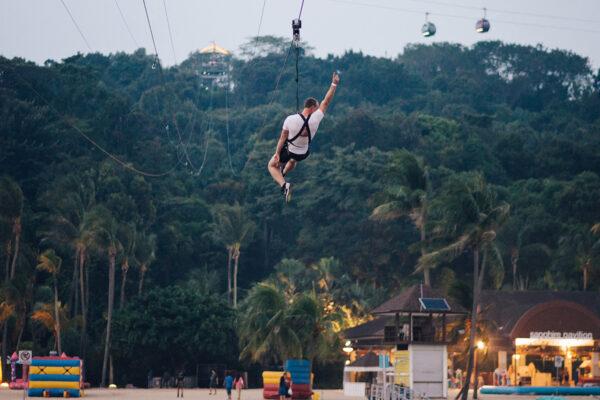 5 Adrenaline-Inducing Adventures for Active Travelers in Singapore