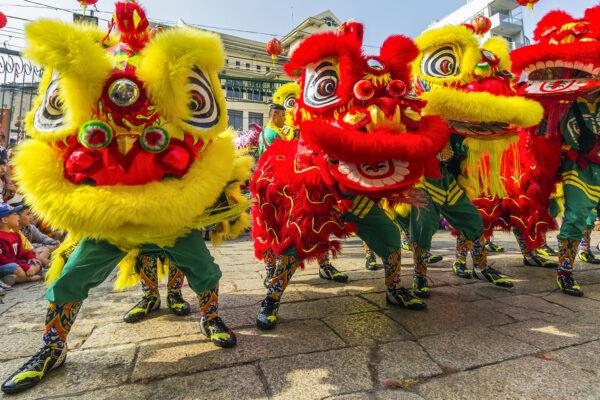 Chinatowns Around Asia Celebrate Chinese New Year