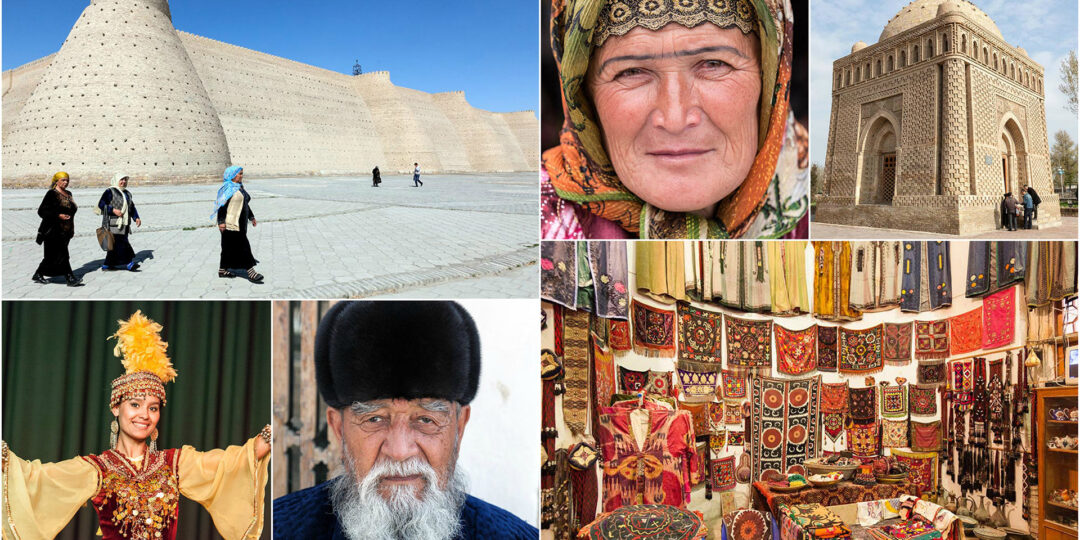 Instagram Journeys: Take Me To Uzbekistan