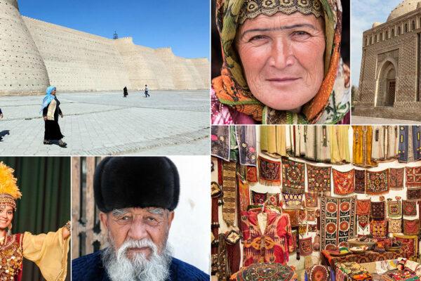 Instagram Journeys: Take Me To Uzbekistan