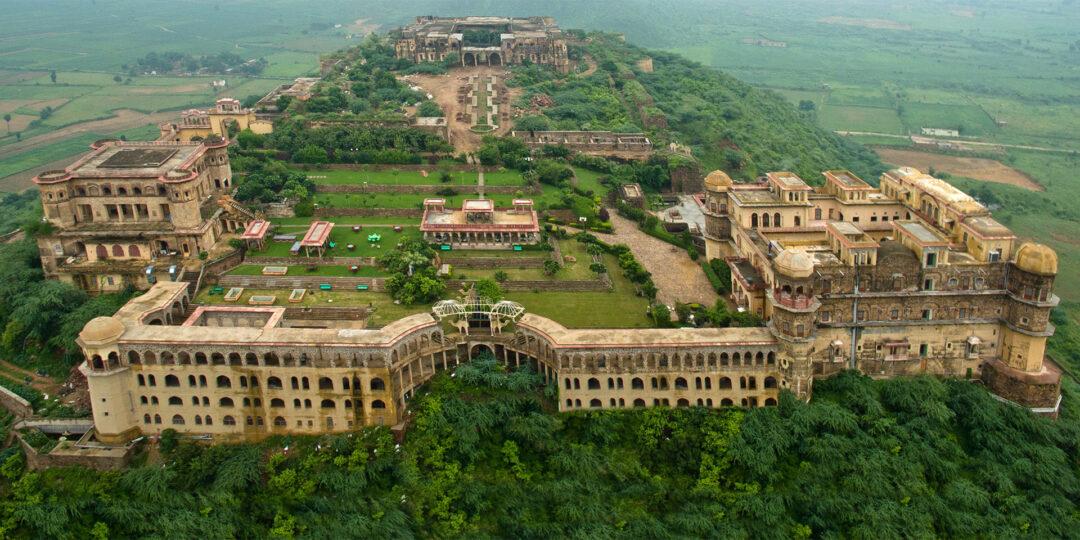 Tijara: How Palace Ruins Became a Rajasthan Hotel