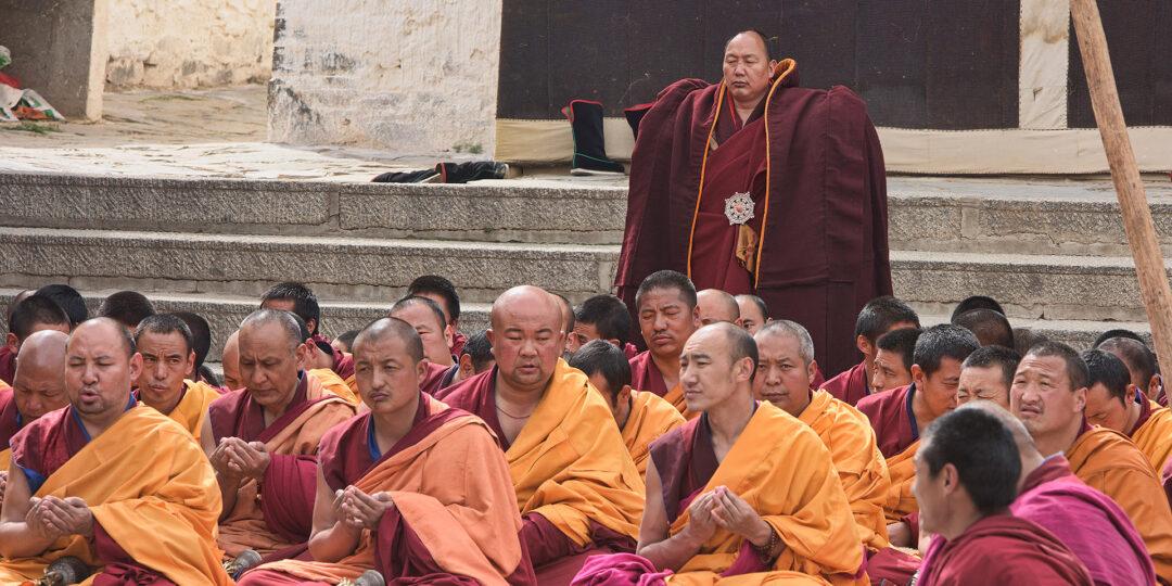 Getting Holy in Gansu
