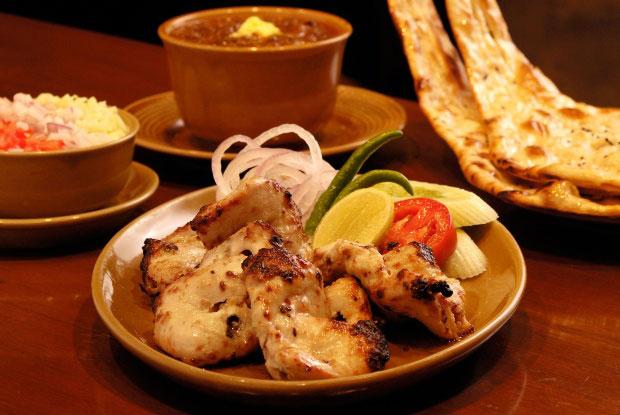 Murgh Malai Kabab