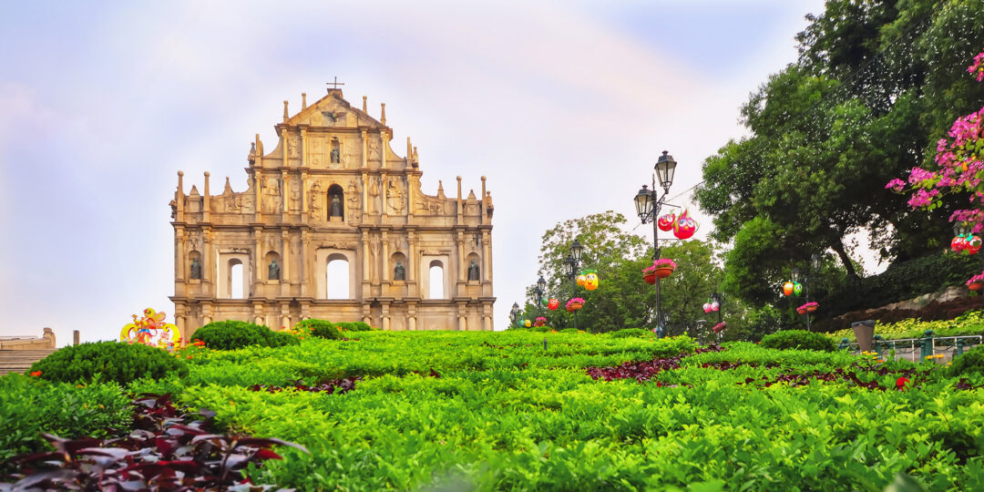 Church Hopping: A Foray into Macao's Portuguese Heritage
