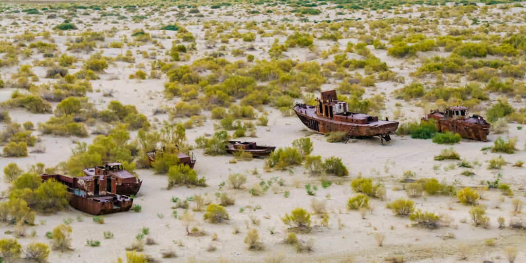 Moynaq: Desert Ships on the Forgotten Aral Sea