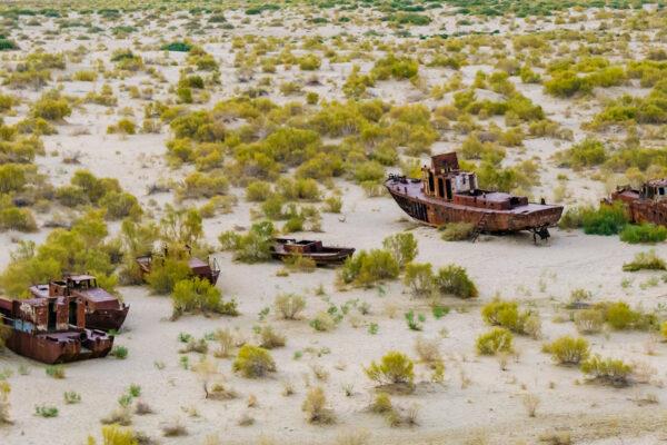 Moynaq: Desert Ships on the Forgotten Aral Sea