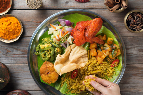 Instagram Journeys: A Culinary Tour of India