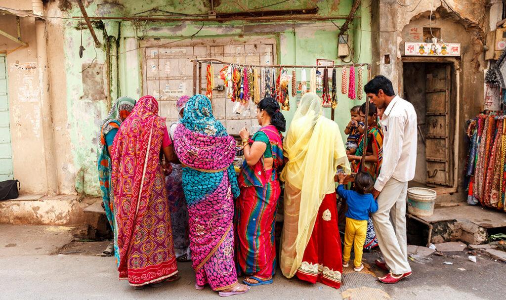 6-Market-Stall-in-Pushkar-town