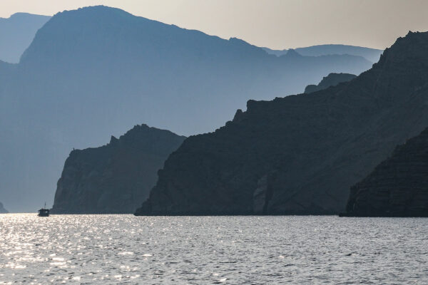 Khasab: Smugglers, Dolphins, and Dhows in the Fjords of Oman