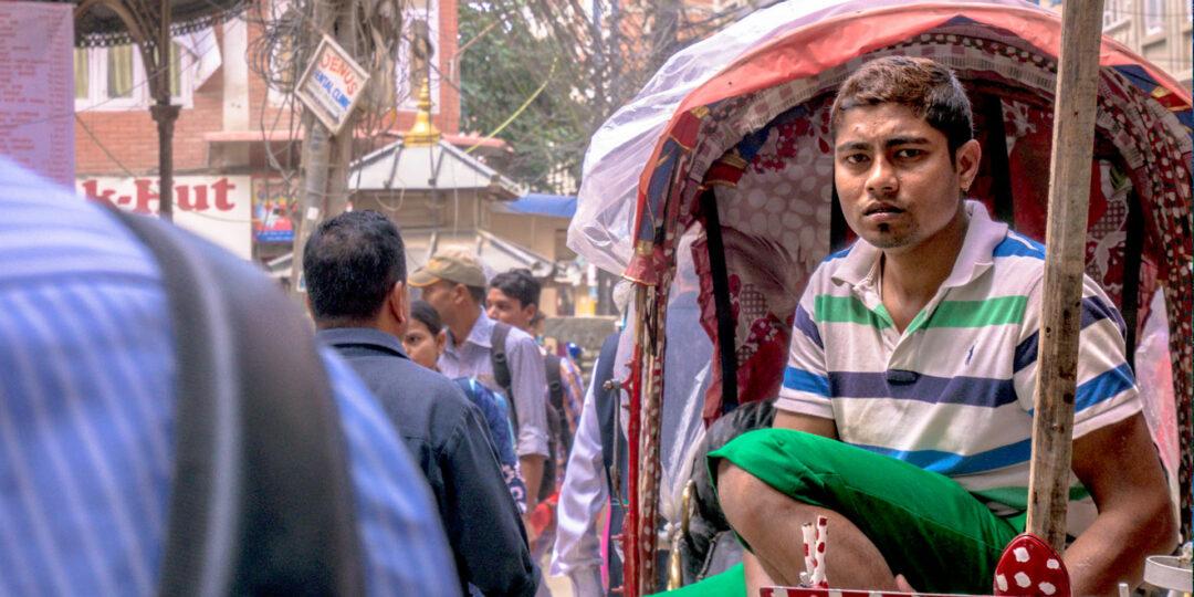 Color and Chaos: Kathmandu Through the Lens