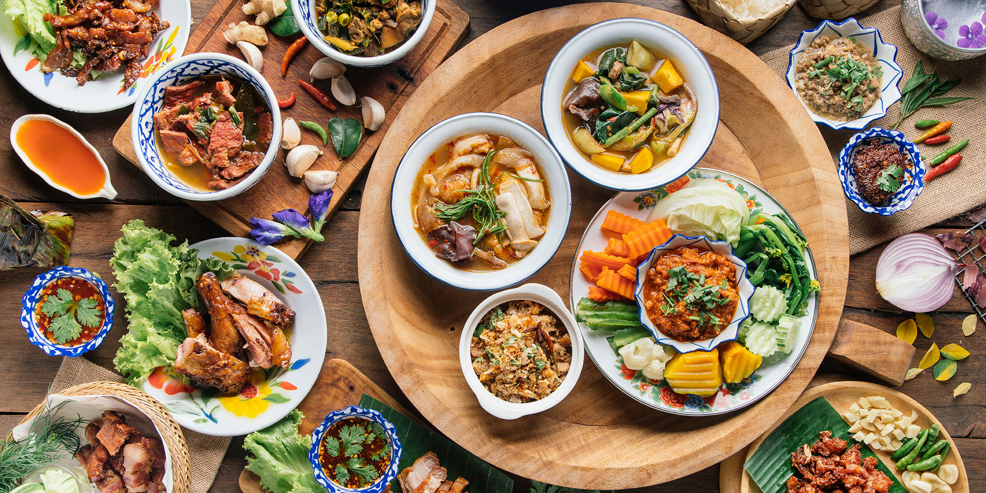 Instagram Journeys: Mouthwatering Thai Food - Travelogues from Remote Lands