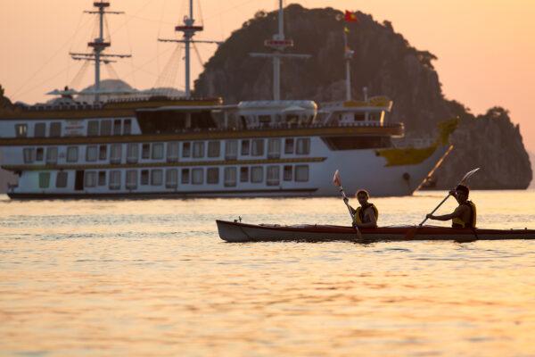 Bai Tu Long: The Halong Bay Less Traveled