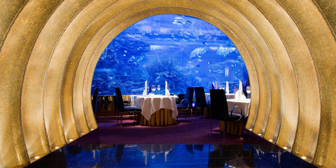 Underwater Dubai Hotel Experiences You'll Want to See