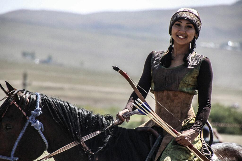 Archery,-Kyrgyz