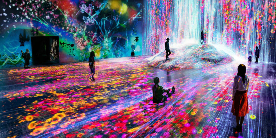 Borderless: Tokyo's New Digital Art Museum Is a Creative Paradigm Shift