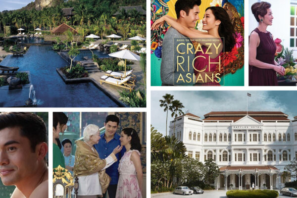 Crazy Nice Hotels from Crazy Rich Asians for Sane Luxury Travelers