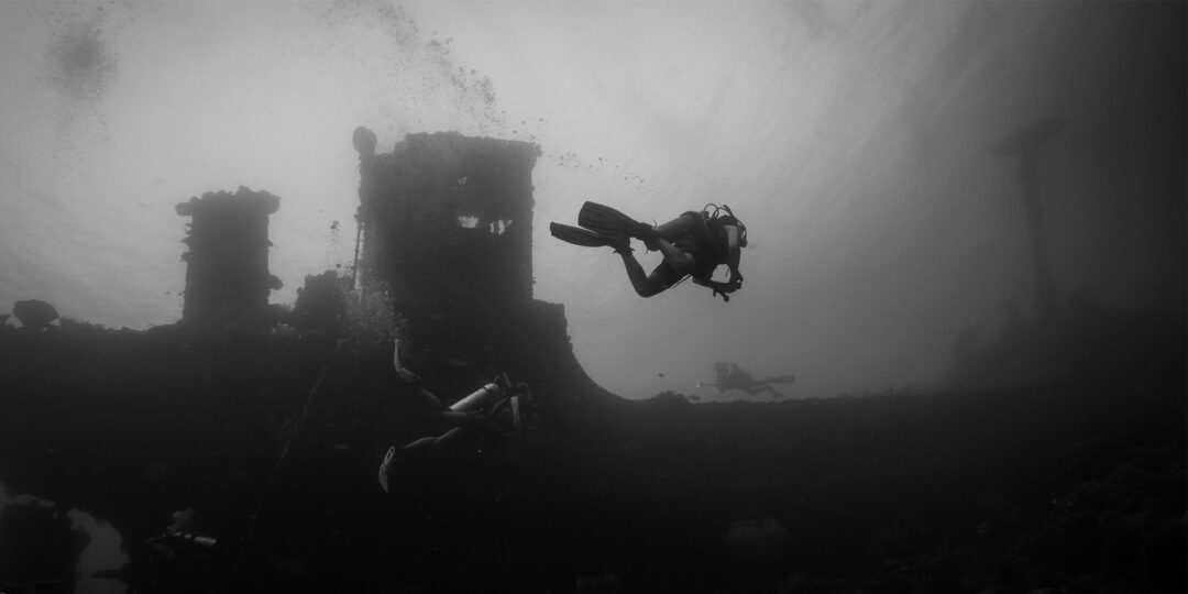 Tanks and Zeroes: Wreck Diving in Papua New Guinea