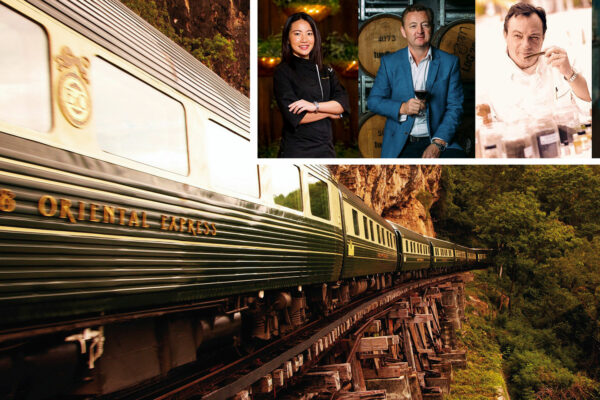 Celebrity Chefs Climb Aboard the Eastern & Oriental Express in 2019