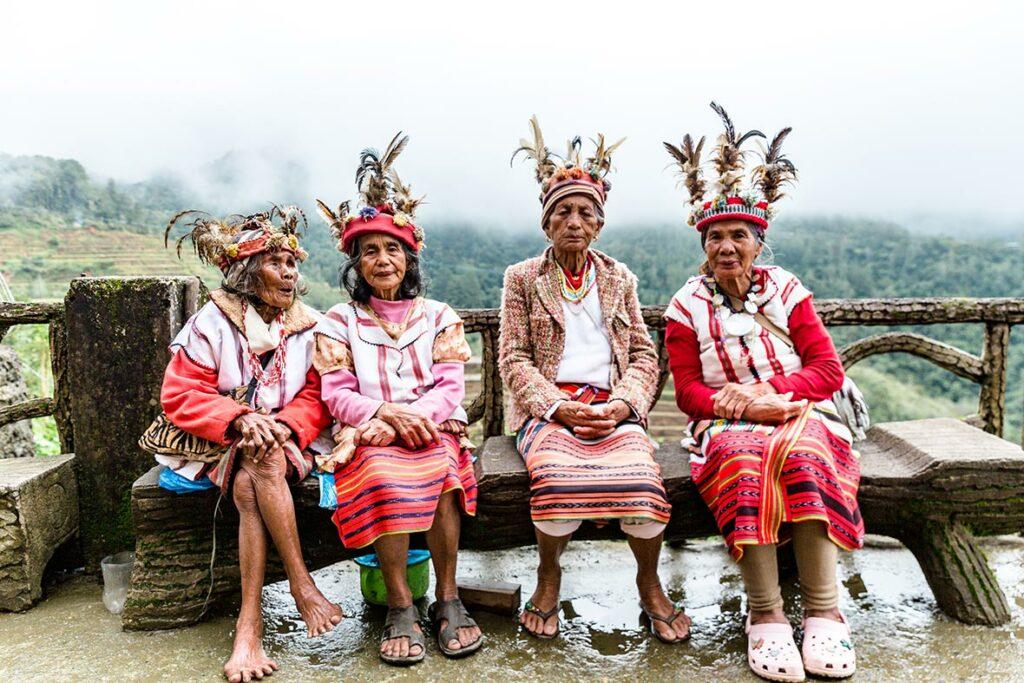 Ifugao-elders-in-tradtional-dress