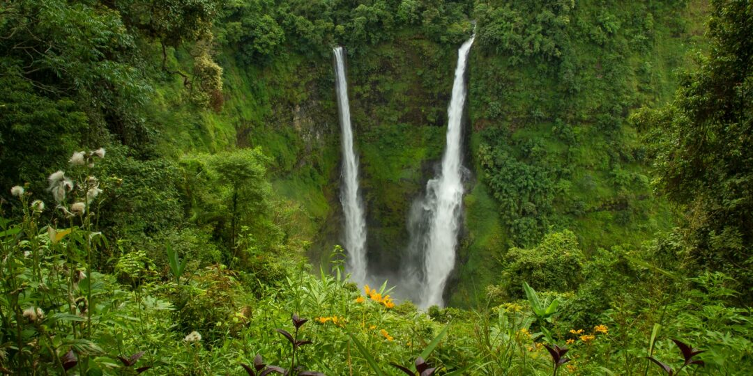 Laos: Waterfalls of the Bolaven Plateau