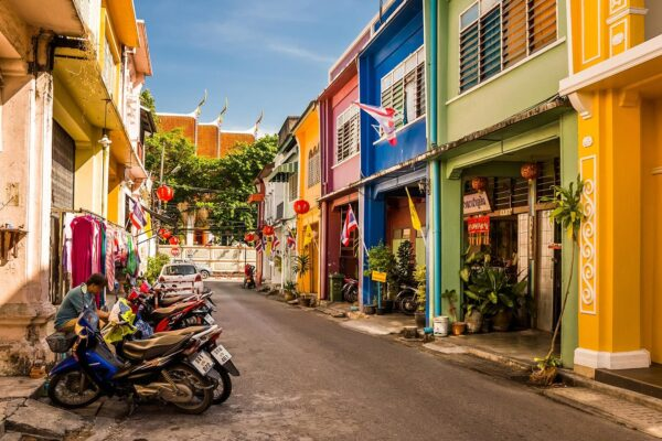 Sino-Portuguese Phuket: The Quirky, Cultural Side of Thailand's Party Island