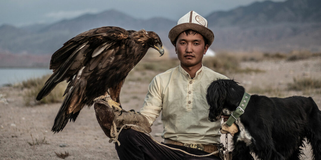 With the Eagle Hunters of Kyrgyzstan